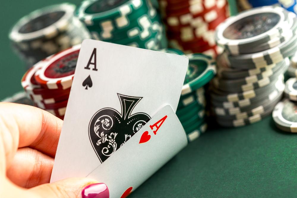 Poker texas holdem punti